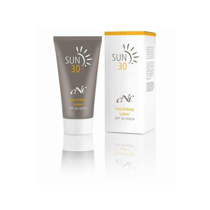 Face & Body Lotion SPF 30